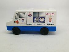 FAST SHIP Mister Softee Musical Truck Diecast NEW with FRESH Batteries Jingle