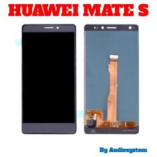 GLS DISPLAY LCD + TOUCH SCREEN PER HUAWEI MATE S CRR-UL00 CRR-L09 NERO VETRO