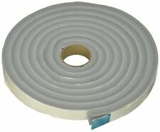 "M-D 02311 1/2"" X 10' Gray Waterproof & Airtight Foam Tape Weather Strip 4-pk"