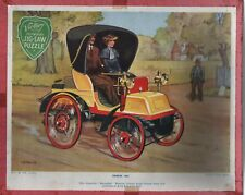 Vintage 1960's Victory Jig-Saw Puzzle 112 Pieces Old Cars  'The Daimler 1897'