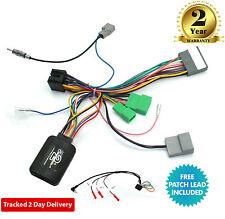 ctsho002aa Adaptateur contrôle colonne avec intégré Antenne pour Honda Civic