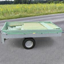 Anhängernetz 3 x 4 m Sicherungsnetz Transportnetz für Anhänger Sicherung NEU