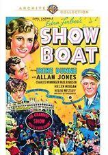 Show Boat 1936 - Region Free DVD Irene Dunne, Allan Jones, Jame Whale  New UK R2
