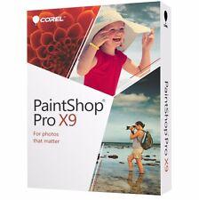 Corel Paintshop Pro X9 - Photo & Design Software for Windows ✔NEW✔