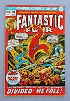 FANTASTIC FOUR #128, BRONZE AGE, VG-FN, 1972