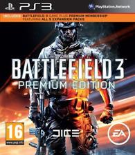PS3-Battlefield 3 Premium Edition /PS3  GAME NUOVO