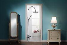 PORTA MURALE lusso doccia stanza Vista Adesivi Murali carta da Parati Decalcomania 280 A