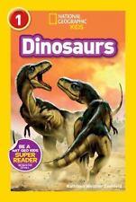 National Geographic Readers: Dinosaurs by Zoehfeld, Kathleen Weidner, Good Book