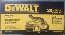 DEWALT DCS371B 20V MAX Li-Ion Band Saw (Bare Tool) - BRAND NEW !!!!!!!