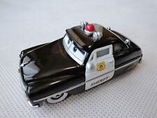Mattel Disney Pixar Cars 1:55 Sheriff Metal Toy Car New Loose