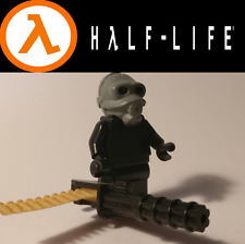 Lego Half Life Custom Combine Elite Overwatch Soldie (HEAD ONLY)