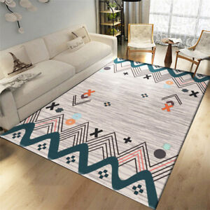 Nordic Carpets Rugs Modern Carpet Living Room Bedroom Large Child Climbing Mats
