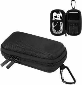 AGPTEK Dual Buffer Layer & Soft Cloth Lined Interior Durable MP3 Player Case Box