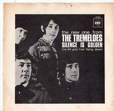 """The Tremeloes El Silencio Es Oro - 7"""" solo 1967"""