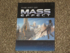 Good Shape! The Art of Mass Effect Hardcover Book RARE Xbox 360 PS3 PC 1