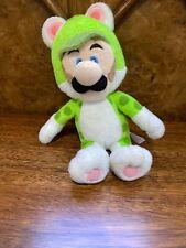 Rare Super Mario 3D World Luigi Plush Doll