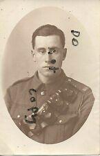 WW1 Driver Royal Field Artillery Wood Green photographer