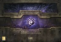 STARCRAFT II 2 COLLECTORS EDITION HEART OF THE SWARM PC GAME BLIZZARD SEALED