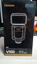 Voeloon V500 TTL Speedlight Canon & Nikon Version