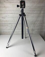 Vintage Davis & Sanford Model DGW/H4 Challenger Camera Tripod Metal DGWH4