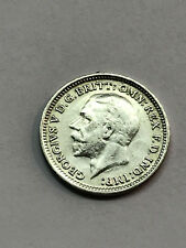1932 Great Britain 3 Pence .500 Silver XF #11047
