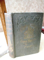 OFF HAND TAKINGS & CRAYON SKETCHES,1854,George W. Bungay,Illust