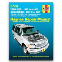 Haynes 36059 Repair Manual Ford pick-ups Expedition Lincoln Navigator op