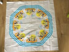3 Vintage Looney Tunes tablecloths 1987
