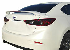 PAINTED MAZDA 3 FACTORY STYLE REAR WING  SPOILER 2014-2018