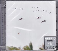 """Chet Atkins - Sails"" Limited Numbered Stereo Hybrid DSD SACD Audiophile CD Sony"