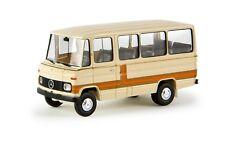 """Brekina 36700 MB O 309 Bus,  weiß-orange """"70er-Jahre"""" 1:87"""