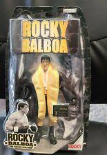 Rocky Balboa Sylvester Stallone Italian Stallion Action Figure