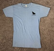 Vintage Sailrider T Shirt Wind Surfing Made in Usa Single Stitch Beach X Large