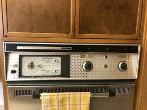 """VINTAGE THERMADOR 24"""" ELECTRIC WALL OVEN (RARE RETRO)"""
