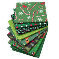 1 M Christmas Fabric Santa Claus Elk Tree DIY Clothing Sewing Handmade DIY Craft