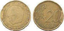 Belgique, 20 cents centimes d'Euro, 2002, fautée, TRES RARE - 41