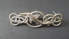 German WW2 Grade 6 'Silver' Naval Combat Badge of the Small Battle Units