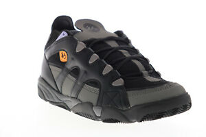 ES Scheme 5101000164030 Mens Gray Synthetic Skate Inspired Sneakers Shoes