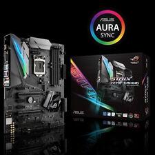 ASUS STRIX Z270F Gaming Mainboard + Intel Pentium Processor G4400 3.3 GHz FCLG