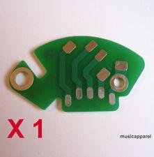 Technics PHONO RCA PCB FITS SL-1200 SL-1210 MK2 MK3 M3D MK5 - SFDP122-22