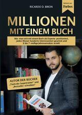 Millionen mit einem Buch -- NEU von Ricardo D. Biron -- NEU Top Preis