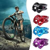 31.8mm Aluminum Alloy Fixed Cycling Mountain Bike Short Handlebar Stem Riser