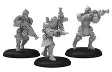 Warmachine: Khador - Assault Kommander Strakhov & Kommandos