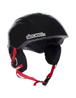 Decibel Black Ski / Snowboard Snow Helmet (Med/Large) - MSRP 70$ - BRAND NEW