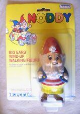 Vintage Noddy Collectable- ERTL Wind-Up Walking Figure - Big Ears - © 1990 -MOC