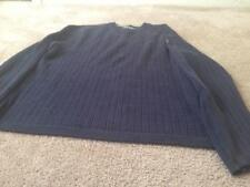 Abecrombie And Fitch Mens Sweater Sz L Blue