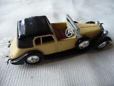 HISPANO SUIZA 1934 Coupé J12 RAMI fabriqué JMK France