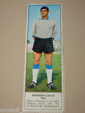 *+ ERNESTO GALLI SPAL=FIGURINA=1966/67=ALBUM FIGURINE CALCIATORI TEMPO