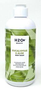 H2O+ Plus Eucalyptus & Aloe Body Wash 12.2oz / 360ml
