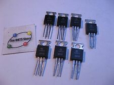 TIP31C Texas Instruments Power Transistor NPN TIP31 - NOS Qty 7